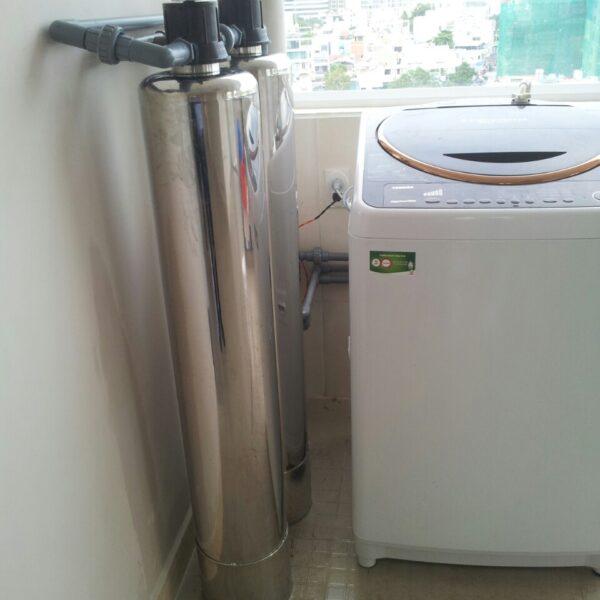 bộ lọc nước máy