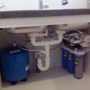Máy lọc nước uống RO lắp âm bếp